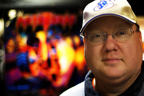 Rich Huff - Pinball Restoration Expert