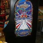 Cabinet - Galaga Side