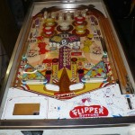 Gottlieb Flipper Parade - Playfield