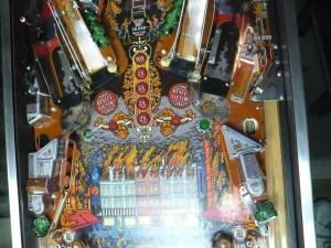 Williams Fire - Playfield Middle