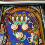 Bally Captain Fantastic - Playfield Upper