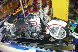 Sega HD - Playfield Motorcycle