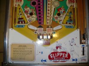 Flipper Clown - Lower PF