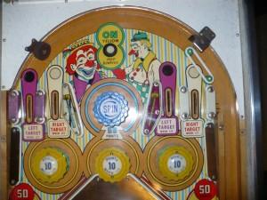 Flipper Clown - Upper PF