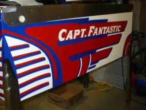 Bally Captain Fantastic - Cabinet Right