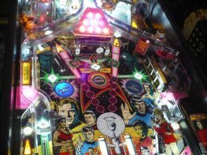 DE Star Trek - Playfield Middle